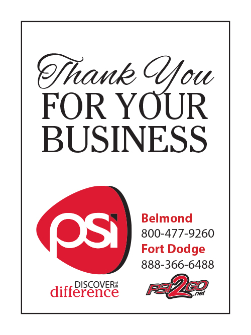 PSI Discover the Difference 800-4477-9260